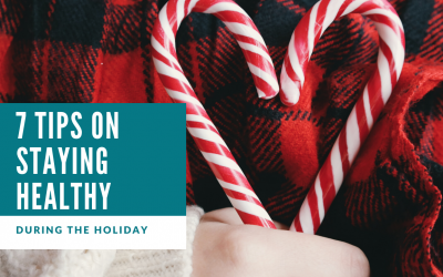 Tips on Staying Healthy During The Holidays | Non-Food Related Tips
