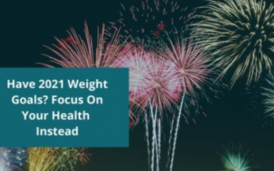Have 2021 Weight Goals? Focus On Your Health Instead